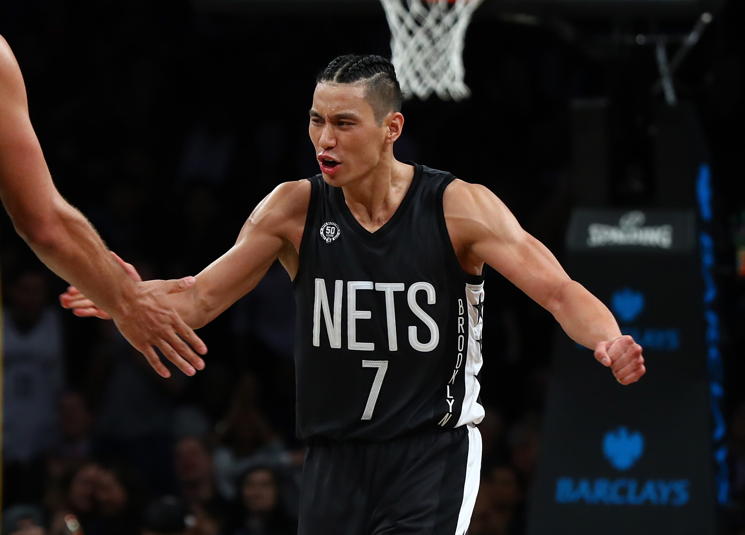 Jeremy Lin To Brooklyn Nets Haters: 'We're Making The Playoffs'
