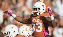 Houston Texans Rookie D'Onta Foreman Arrested On Drug, Weapon Charges