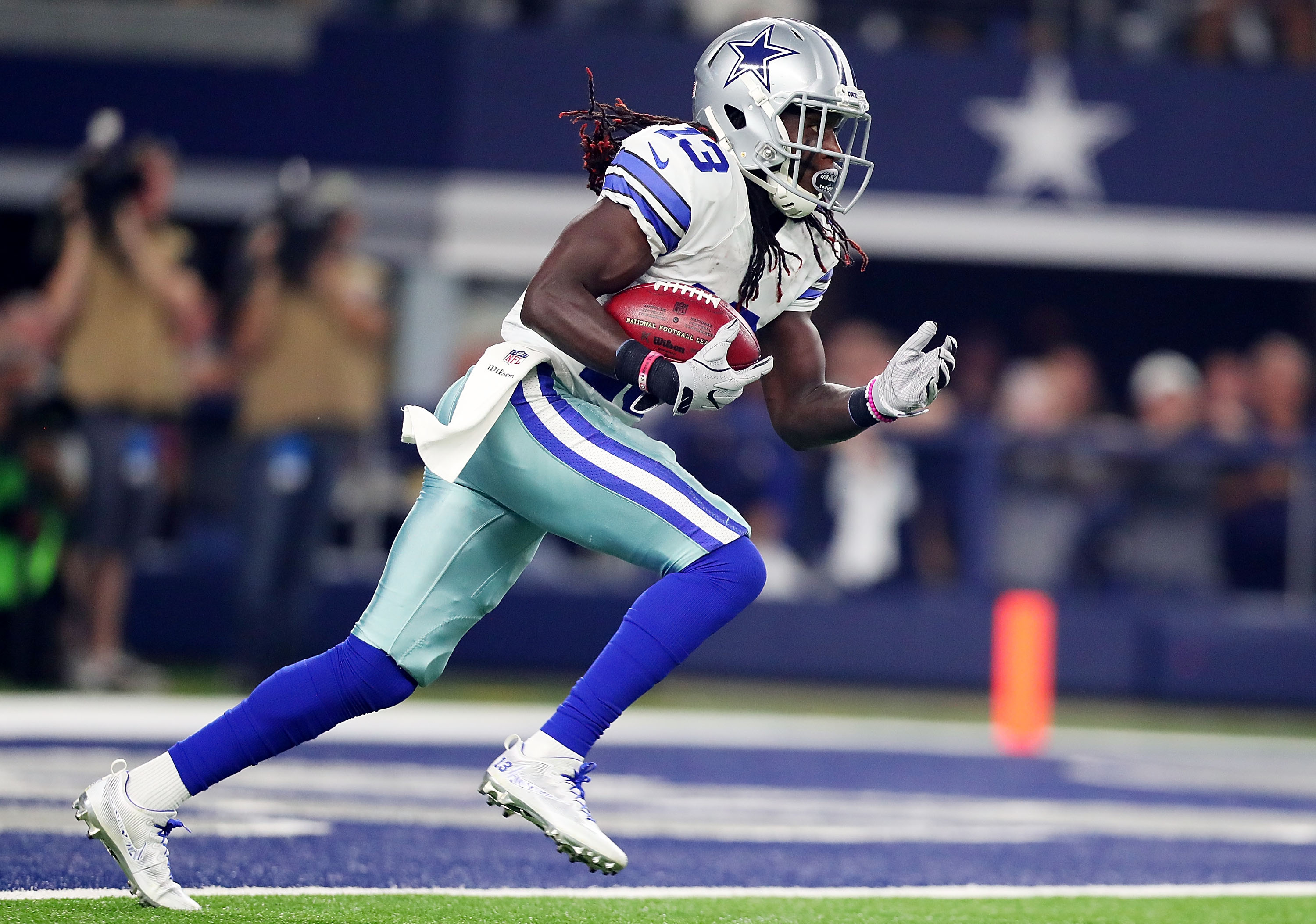 Dallas Cowboy Lucky Whitehead wanted by Prince William police