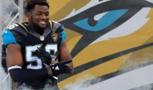 Dante Fowler Arrested For Simple Battery; Punches Man, Steps On Glasses & Throws Groceries In Lake