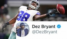 Dez Bryant Posts NSFW Response to Redskins Fan Who Brought Up His Past Incident With His Mom (TWEET)