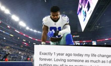 Ezekiel Elliott's Domestic Violence Accuser Speaks Out, 'Very Toxic Relationship'