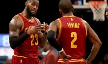 REPORT: Kyrie Irving's Camp Believes LeBron James Leaked Trade Demand to Media