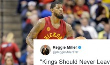 Reggie Miller Calls Out Paul George For Forcing His Way Off The Pacers After Trade To OKC (TWEET)