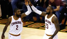 REPORT: LeBron James Is Trying To Get Kyrie Irving Traded To The Phoenix Suns
