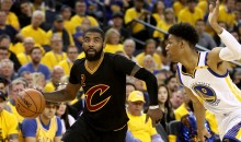 REPORT: Kyrie Irving Wants To Be Traded To The San Antonio Spurs