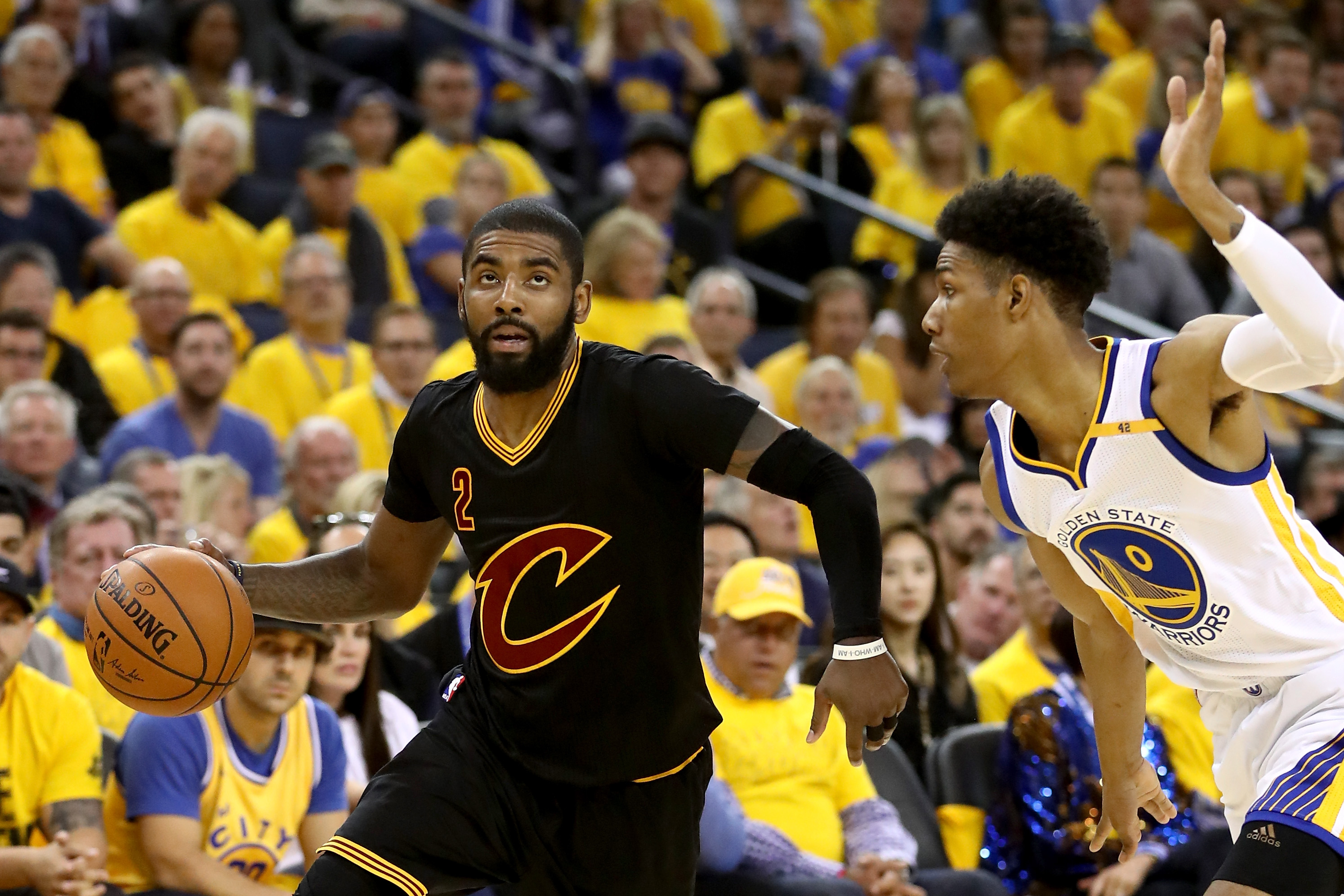 LeBron James Won't Intervene in Kyrie Irving's Trade Request