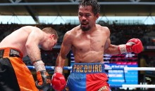 Manny Pacquiao Says He Was Set Up After Controversial Loss to Jeff Horn