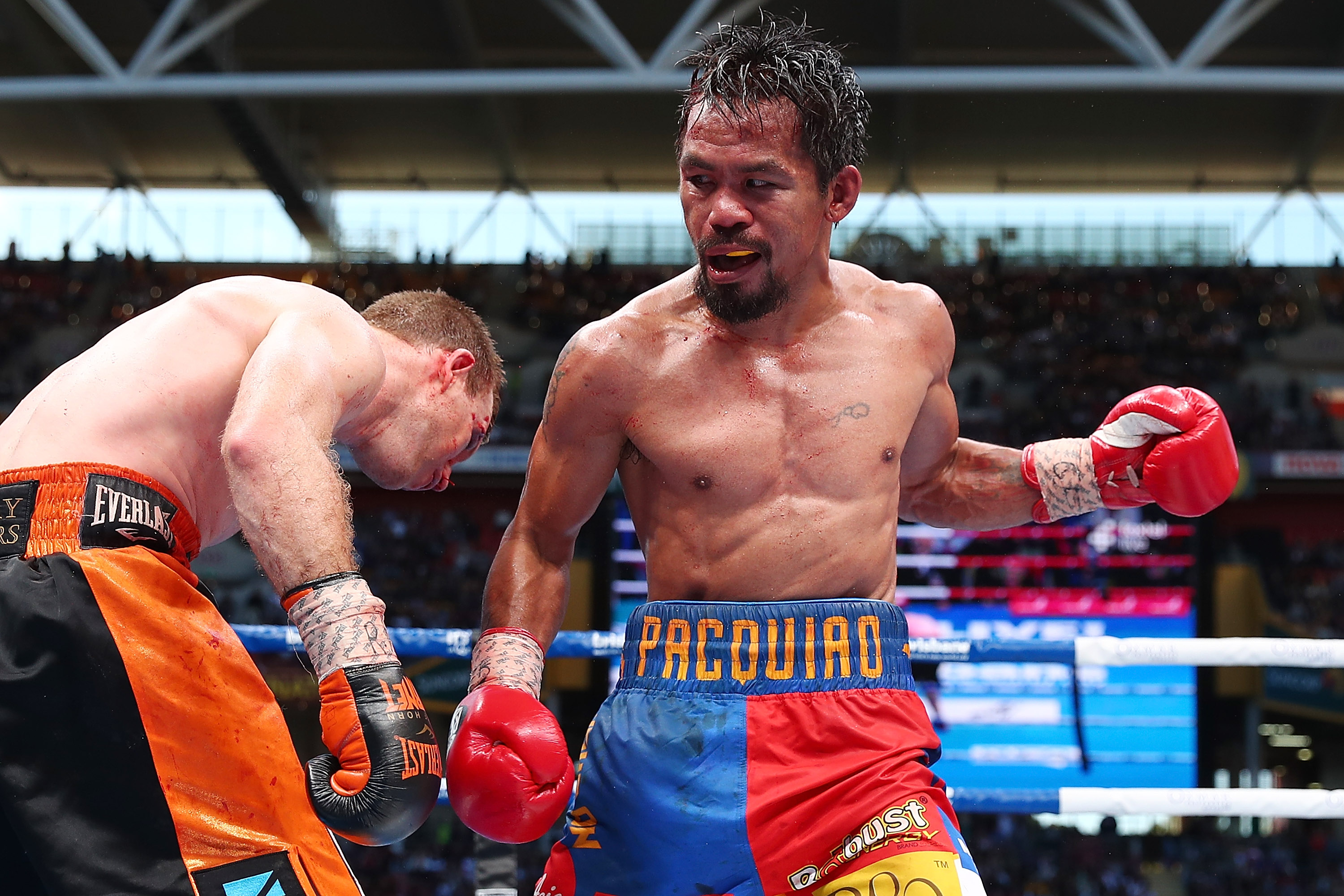 What?! Manny Pacquiao Defeated by Little Known Jeff Horn in Australia