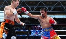 WBO Will Re-Score Pacquiao-Horn Fight, But Can't Change the Result…So What's the Point?