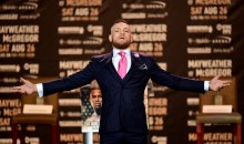 Conor McGregor's 'F—k You' Suit Is Available To Purchase For The Low Price of $6500