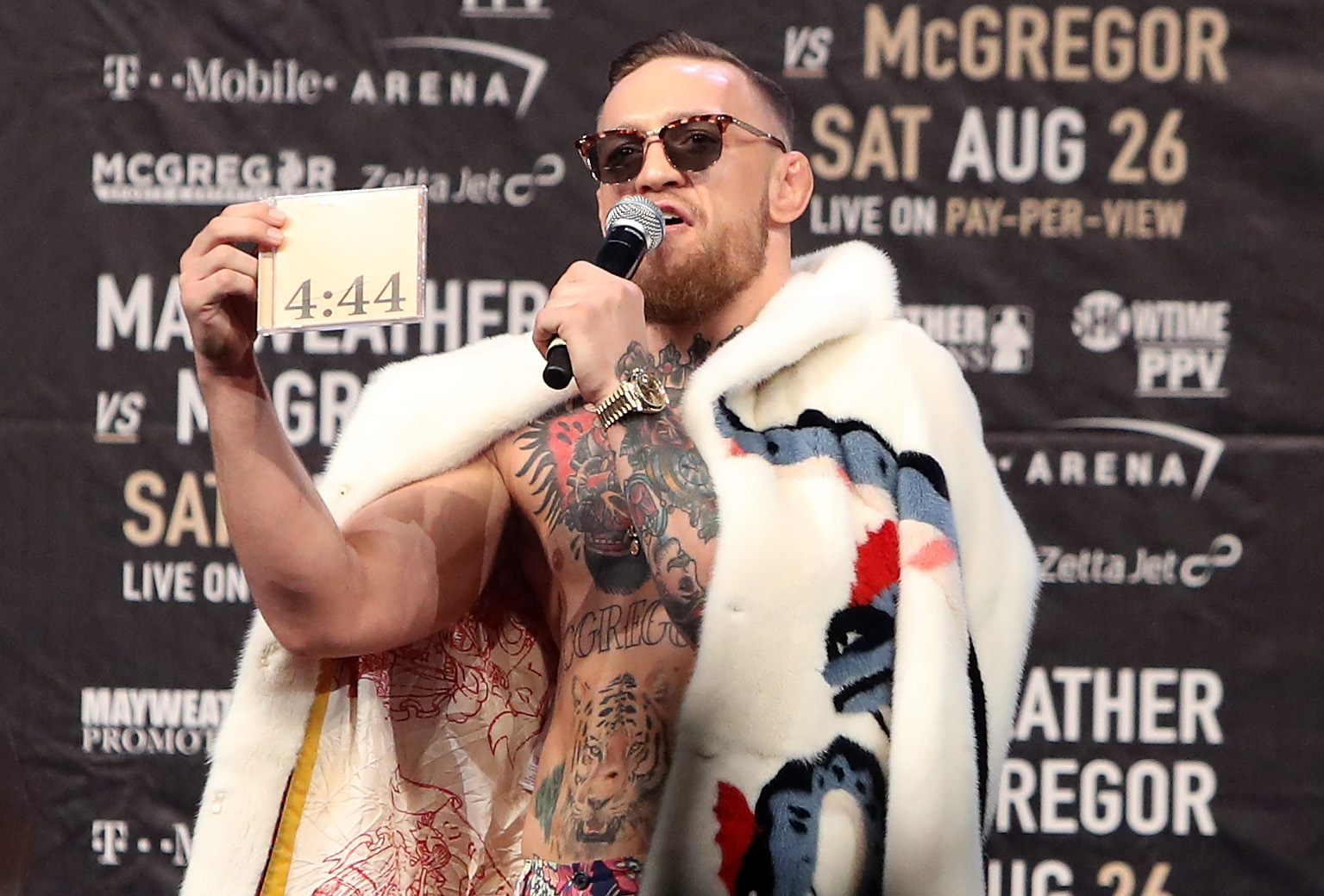 Conor McGregor Considering Going Full Rocky For Next UFC Fight