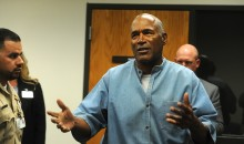 O.J. Simpson Gets Prison Protection; Lifers May Try & Kill Him To Get Their Rep Up