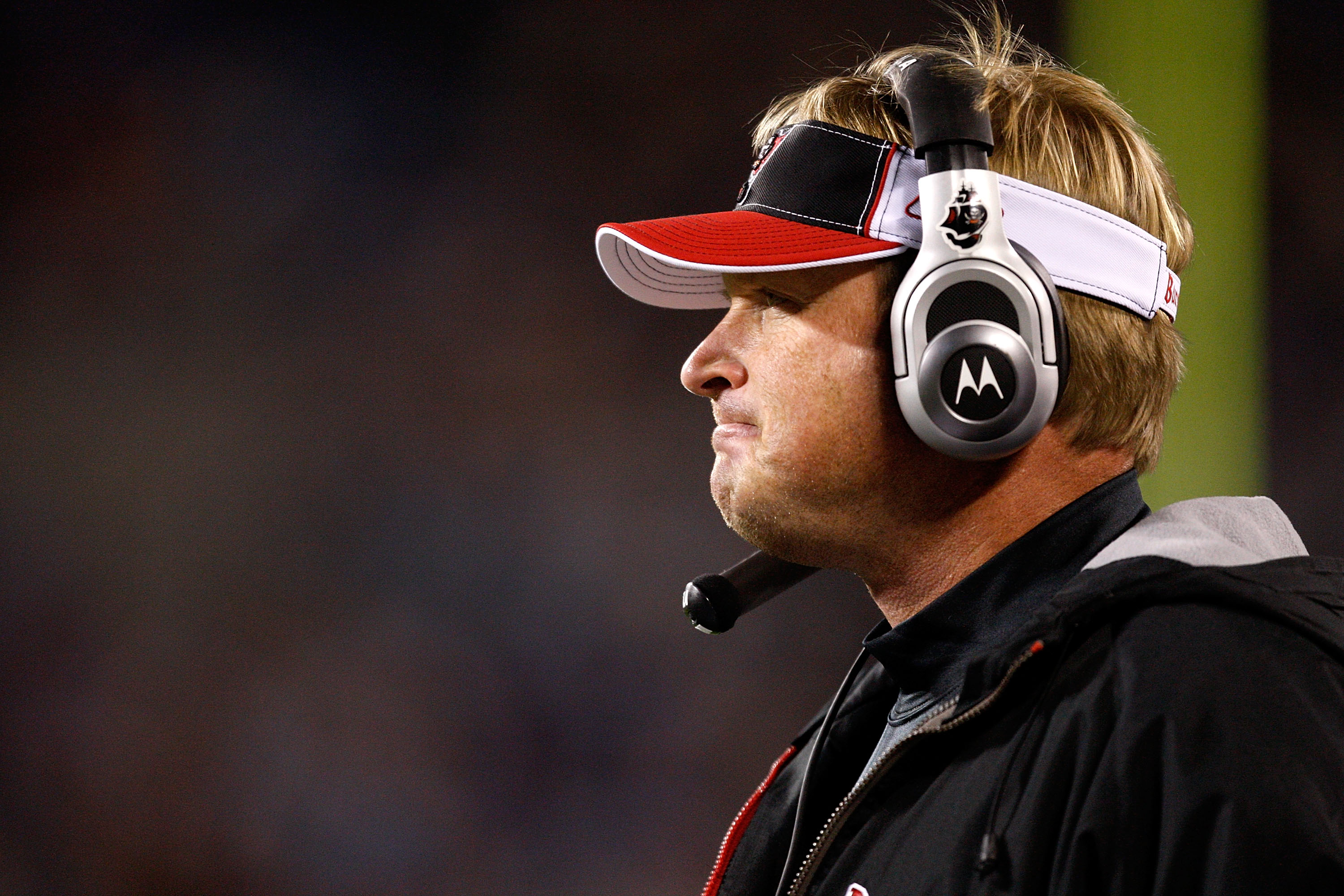 Jon Gruden says he still has the 'itch' to coach