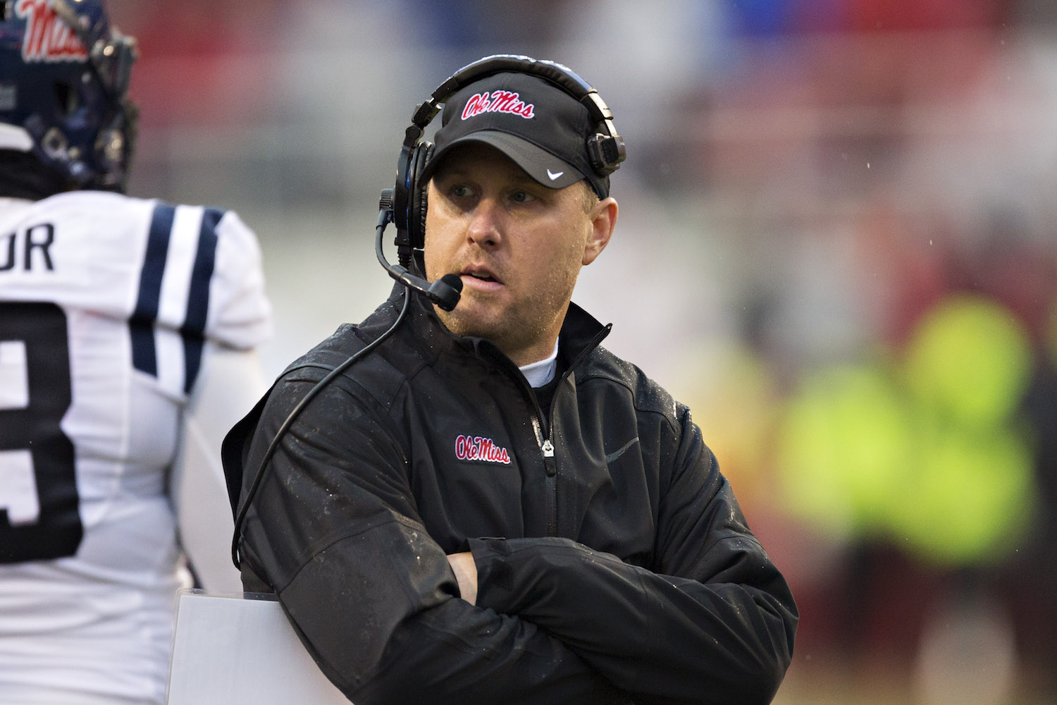 Hugh Freeze resigns as Ole Miss head coach