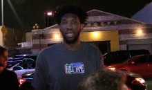 Joel Embiid On How Much It Would Take For Him To Rock Big Baller Brand: 'A Billion Dollars' (VIDEO)