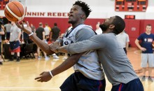REPORT: Kyrie Irving Told Cavs Before Draft He Wants To Play With Jimmy Butler