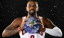 Kyrie Irving Has Now Convinced Some Middle Schoolers That The Earth is Flat