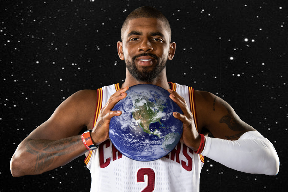 Flat Earther Kyrie Irving Has Crossed Science For the Last Time