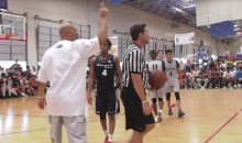 LaVar Ball Forfeits Playoff Game For Big Ballers Following Technical Foul (VIDEO)