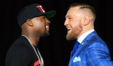 Mayweather-McGregor Fight To Air In Movie Theaters; Ticket Prices Set At $40