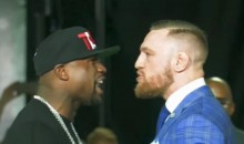 McGregor-Mayweather Press Conference Gets 'Bad Lip-Reading' Treatment (VIDEO)