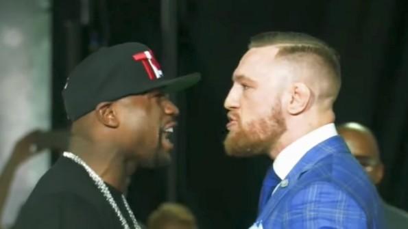 McGregor Mayweather bad lip reading