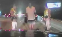 Lawrence Taylor DUI Dash Cam Footage After He Hit a Police Car Released (Video)