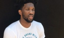 Joel Embiid Is NOT Happy About His 'NBA 2K18′ Rating (VIDEO)