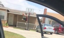 #DriveByDunkChallenge Is the Awesome New Sports Meme of the Summer (Videos)