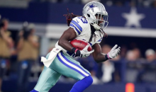 Dallas Cowboys WR Lucky Whitehead Arrested for Shoplifting, Warrant Issued