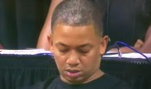 Watch Coach Tyronn Lue Sound Asleep During Cavaliers Summer League Game (VIDEO)