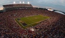 Louisiana Man Tells Cops He Broke into LSU's Stadium with Prostitute
