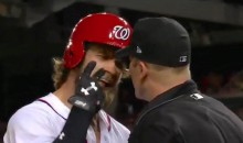 Bryce Harper Gets Ejected, Blames Rap Music (Video)