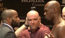 The Insults Were Flying at Jon Jones-Daniel Cormier Press Conference (Video)
