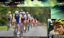 NBC Airs Footage of Tour de France Rider Whipping It Out to Take Mid-Race Whiz (NSFW VID)