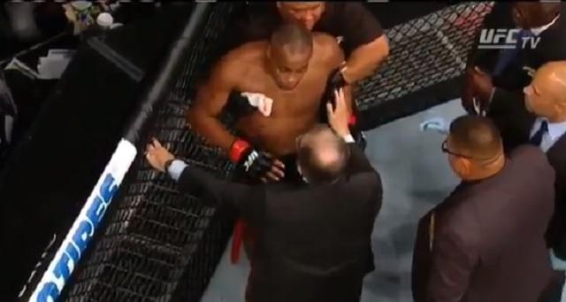 Jon Jones Knocks Out Daniel Cormier, Calls Out Brock Lesnar