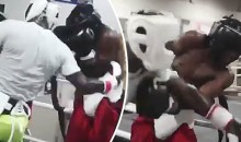 Boxer DeMarcus Corley Punished His Son For Peeing in His Coffee By Making Him Spar With Him (VIDEO)