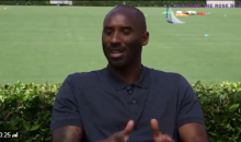 Kobe Gives The PERFECT Take on What Kids Should Do With Participation Trophies (VIDEO)