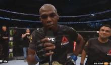 Jon Jones Calls Out Brock Lesnar After Defeating Daniel Cormier (VIDEO)