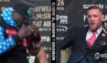 "Conor McGregor to Floyd Mayweather: ""Dance For Me Boy"" (VIDEO)"
