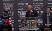 Conor McGregor: 'I'm Gonna Knock Him Out Inside 4 Rounds. Mark My Words' (VIDEO)