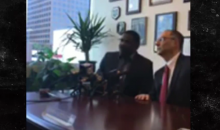 Michael Irvin Says He's Willing To Pay For Rape Accuser's Rehab Because She Needs Help (VIDEO)