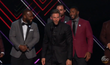 Julian Edelman Threw Massive Shade At Peyton Manning While Accepting Award At 2017 ESPY's (VIDEO)