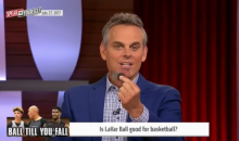 Cowherd on LaVar Ball: 'He's A Fad. A Fidget Spinner. A Pet Rock' (VIDEO)