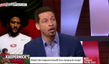 Broussard on Kaepernick: 'Anybody Who Takes A Stance on Behalf of Black Men Gets A Negative Image' (VIDEO)