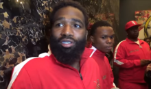 Adrien Broner Says Black People Don't Support Black Boxers Like Hispanics: 'Crabs In A Bucket' (VIDEO)