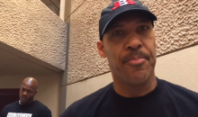 LaVar Ball Says Female Ref He Got Replaced Mid-Game Didn't Know The Game & Wasn't In Shape (VIDEO)