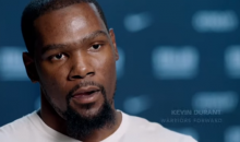 Kevin Durant: 'I Didn't Go to Golden State to Make My Life Easier' (VIDEO)