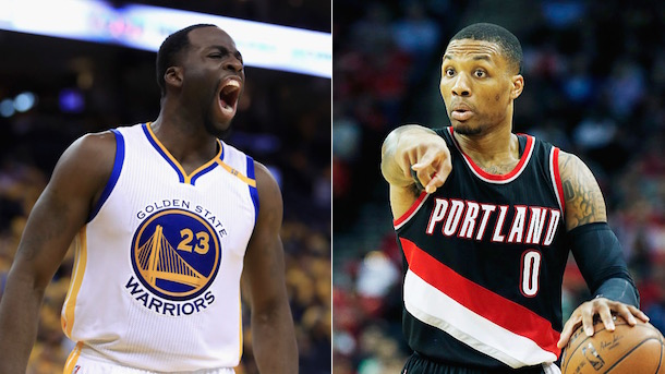 draymond green responds to damian lillard quote